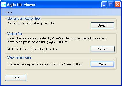 AgileFileViewer Screenshot 1
