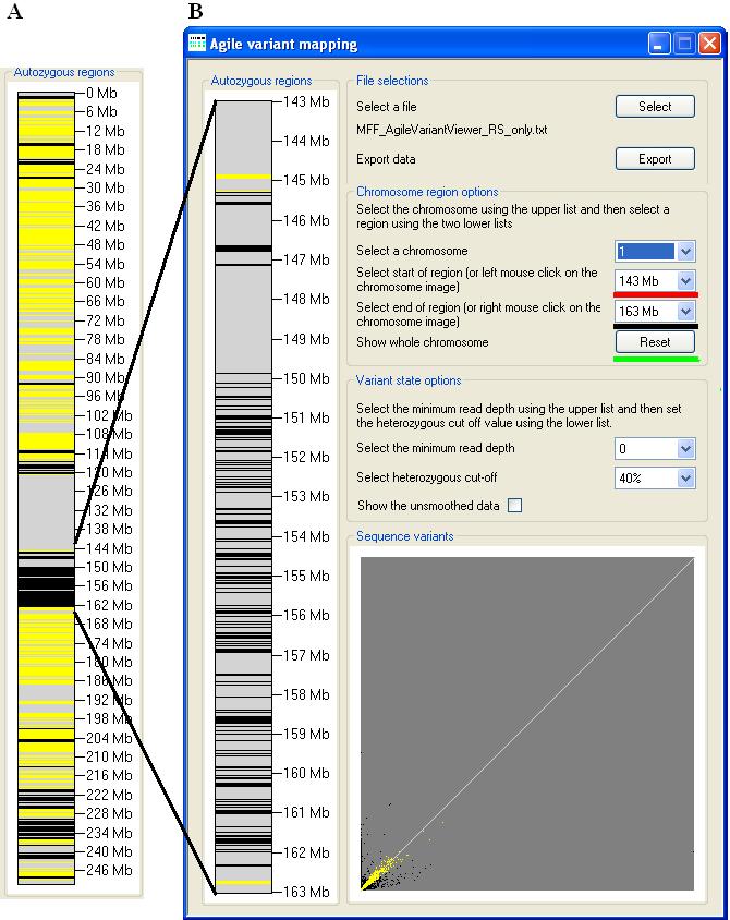 AgileVariantMapper Screenshot 4