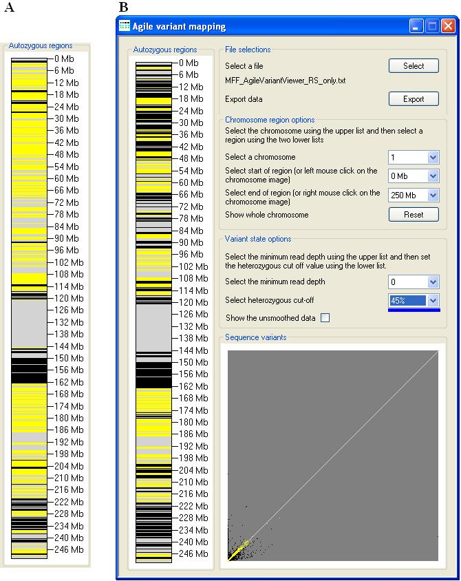 AgileVariantMapper Screenshot 7